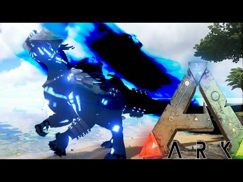Ark Survival Evolved - CELESTIAL DRAGON & DODOREX BATTLES (Ark Modded Gameplay)