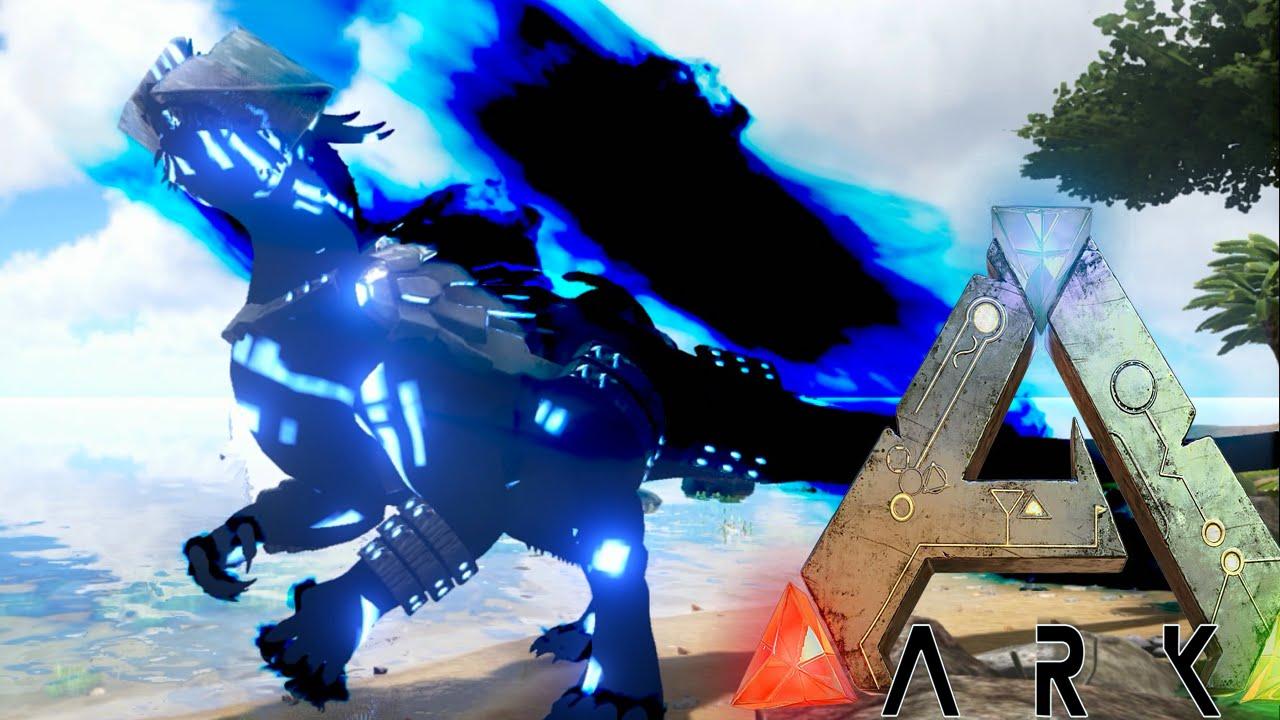 ark survival evolved how to make the dragons hunger