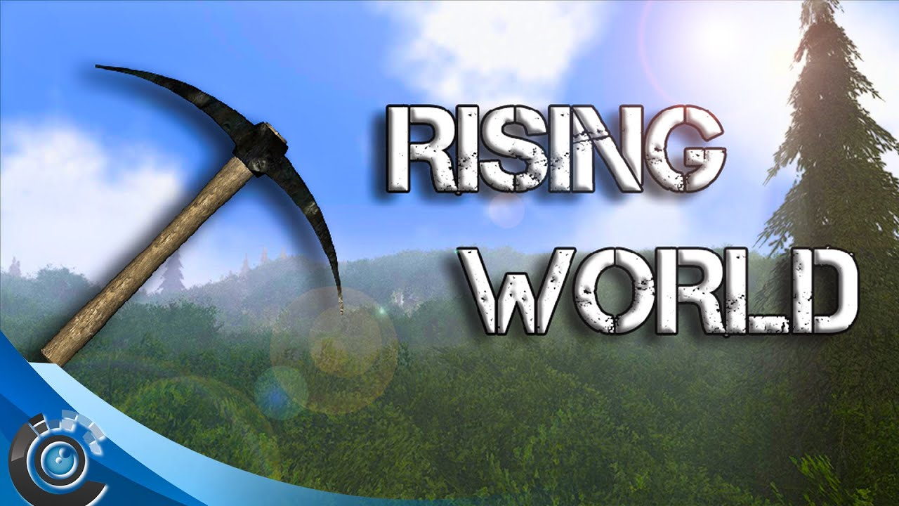 RISING WORLD Minecraft In Realistisch PREVIEW YouTube - Minecraft artige spiele
