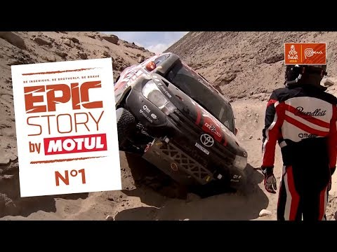 Epic Story by Motul - Stage 4 - Dakar 2019