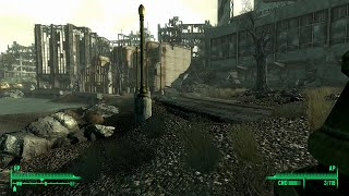 Fallout 3 Walkthrough Part 9. Georgetown West, Anchorage Memorial And Facility, Wilhelm's Wharf