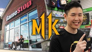 Mortal Kombat 11   Waiting In Line For Mk11!! (midnight Release)