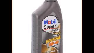 Отзывы Mobil 5W-40 Super 3000 X1 4л