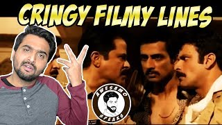 LANTI ONE LINERS | DISGUSTING BOLLYWOOD DIALOGUES | AWESAMO SPEAKS