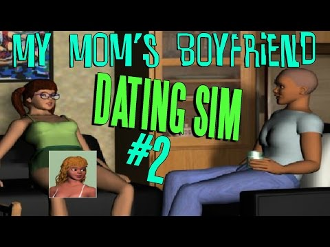 DATING SIM - MOM'S BOYFRIEND #2 uhhhhh WTF