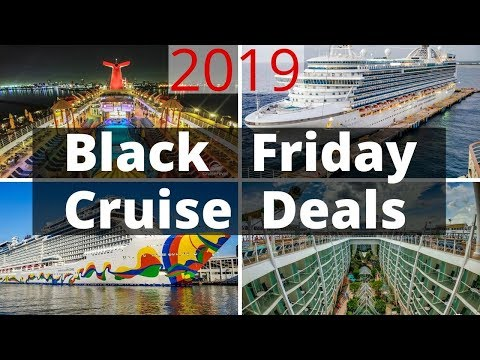 Best Black Friday Cruise Deals Of 2019