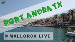 Urlaub in Port Andratx im Mallorcas Südwesten   Schöner Hafen mit vielen Geschäften und Restaurants