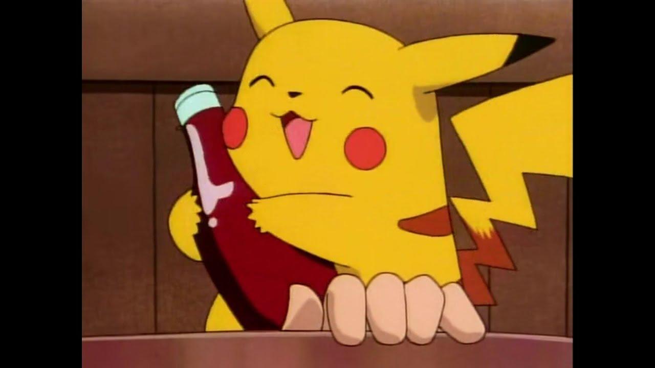 Resultado de imagen para pikachu ketchup