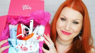 Latest In Beauty August Beauty Subscription Box Unboxing