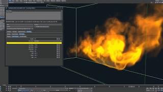 Lightwave TurbulenceFD | Shader Settings