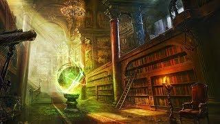 Magic Academy Library. Библиотека Академии Магии. ASMR Ambience