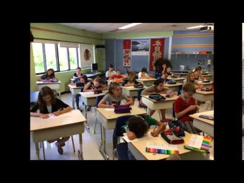 rentr e scolaire 2015 2016 youtube. Black Bedroom Furniture Sets. Home Design Ideas