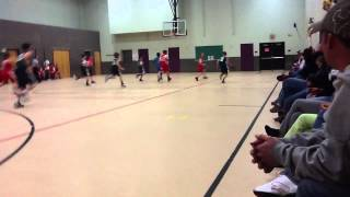 EBA SYB vs. Storm in Strongsville Community Tournament 2013