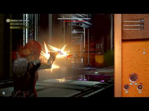 Download Marvel's Avengers Widow Dealing Plasma Damage Getting Critical Hits...