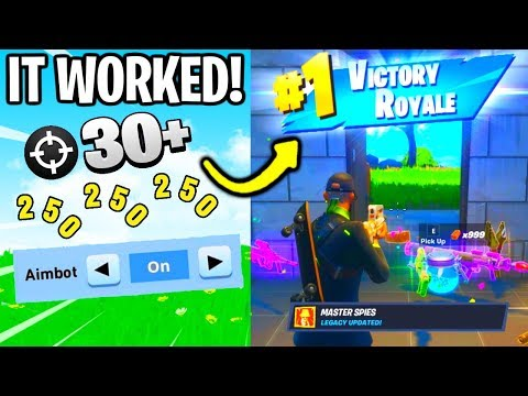 How To Win EVERY Game In Fortnite Chapter 2 Season 2..
