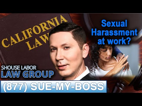 Sexual Harassment - How is it Defined in California?