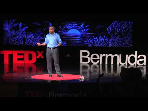 Diving With A Purpose | Weldon Wade | TEDxBermuda