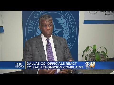 'Graphic' Detailed Complaint Against Former Dallas County Health Director Released