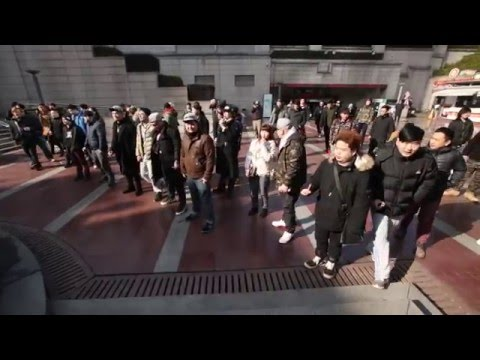 Shanghai Vape Flash Mob
