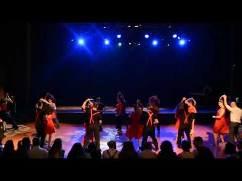 Lindy Hop (Hey Ba Ba Re Bop) - Graduation 2016