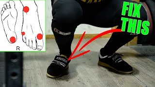 The HIDDEN Issue Behind Many Bad Squats