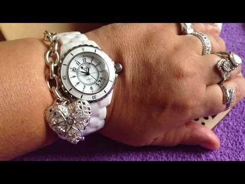 Керамические часы #COMTEX