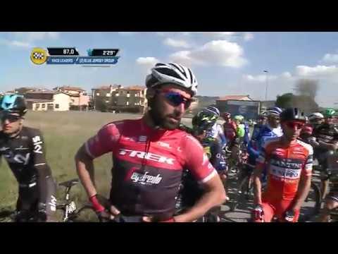 Tirreno-Adriatico: Stage six highlights