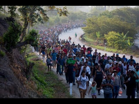 Dramatic Rise In African Migrants? Expected To Surge Soon On U.S Border!