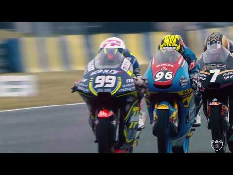 The Best Moments Of The FIM Moto3™ Junior World Championship Race In Le Mans