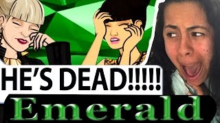 MY HUSBAND WAS MURDERED!!! THE KING IS DEAD!! - Emerald