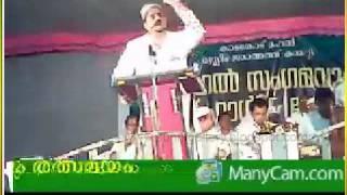 Muneer Hudavi Vilayil - Kadangod Mahallu Samgamavum