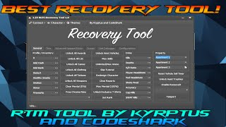 [GTA 5/PS3] Recovery RTM Tool 1.26/1.27 BLES CEX/DEX + Download