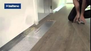 видео Укладка ламината в дверном проеме