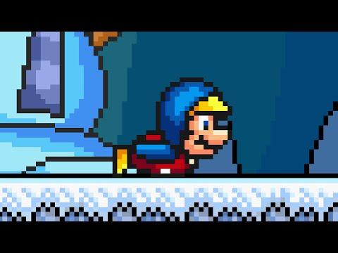 Super Mario Bros  X (SMBX 1 4 1) Custom Level - 'SUPER MARIO
