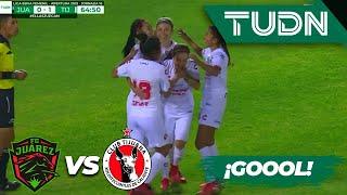 ¡Gol de contra remate! | Juárez Femenil 0 - 2 Tijuana Femenil | Liga MX Femenil - Ap19 - J16 | TUDN