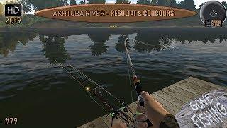 FISHING PLANET #79 NOUVEAU CONCOURS & RÉSULTAT - PÊCHE A AKHTUBA RIVER EN RUSSIE - JEU DE PÊCHE 2019