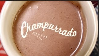 Champurrado (Mexican Hot Chocolate) | Thirsty For...