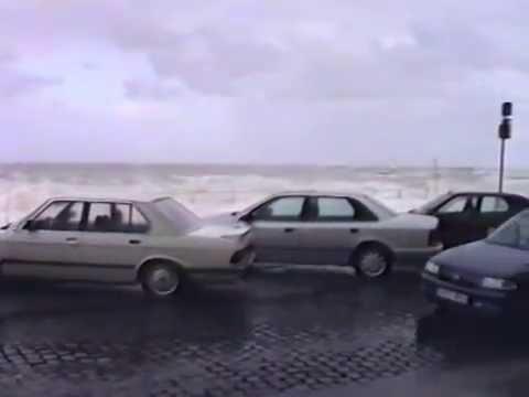 Storm Oostende Februari 1993