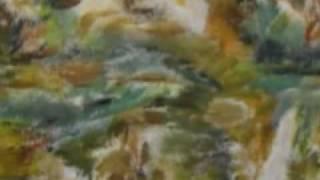 LangdonArt paintings Dec 5 to 22 2018 Viviana Puello Gallery 1791 Amsterdam Ave NYC 929-351-7934