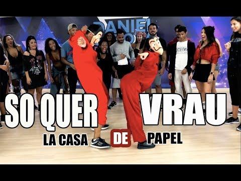 Só Quer Vrau (La Casa de Papel) - Mc MM feat. DJ RD (Coreografia) Cleiton Oliveira