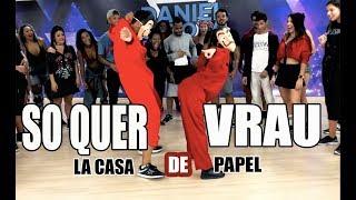 Baixar Só Quer Vrau (La Casa de Papel) - Mc MM feat. DJ RD (Coreografia) Cleiton Oliveira