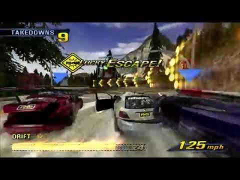 Burnout 3: Takedown Road Rage 60 FPS