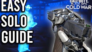 FULL SOLO EASTER EGG GUIDE! Cold War Zombies EE Die Maschine Tutorial.