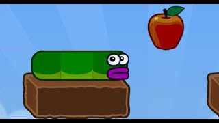 Apple Worm Full Gameplay Walkthrough