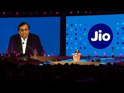Mukesh Ambani Full Speech At Reliance JIO 4G Launch | Digital India