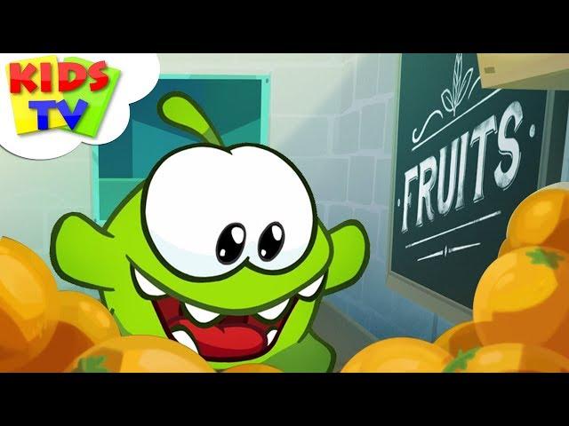 Om Nom Stories : Fruit Market | Unexpected Adventure | Season 3 Episode 7 | Cartoon By Kids TV
