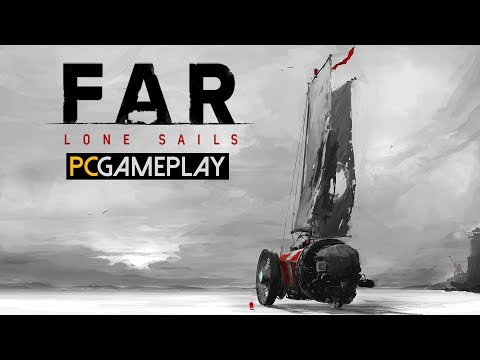 FAR: Lone Sails Gameplay (PC HD)