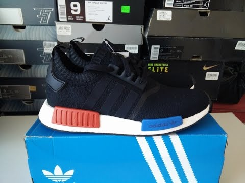 150ae31320be43 ... YouTube  Adidas NMD Runner PK Review + On Foot