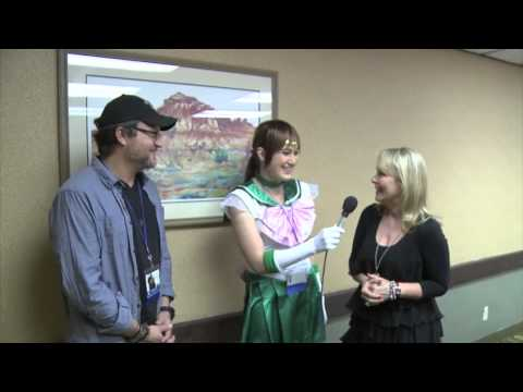 Steve Blum and Wendee Lee interview