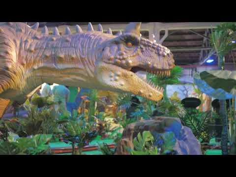 Jurassic X The Dinosaur Park